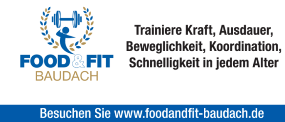 Forum Food and Fit Baudach
